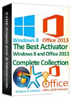 Os Melhores Ativadores para (Windows 8 & Office 2013) Pacote Complete Coleo