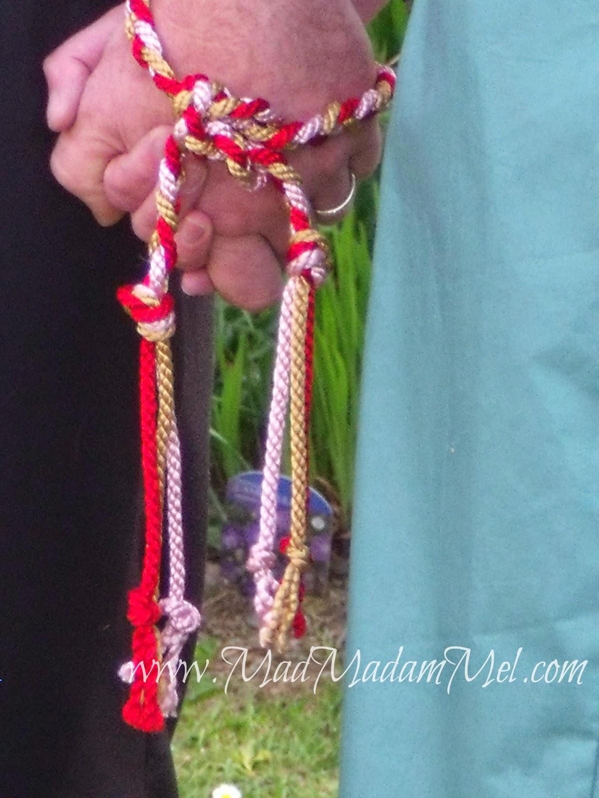 pagan handfasting cords