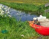 Foto cover Pilot polderbemonstering 2013: beheersgebied Hoogheemraadschap Hollands Noorderkwartier