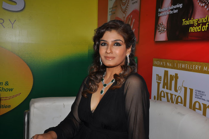 raveena tandon launches 8th higje latest photos
