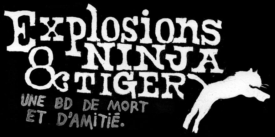 Explosions & Ninja Tiger