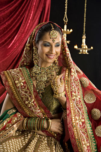 Asian bridal lenghas Asian bridal lenghas at 1219 PM