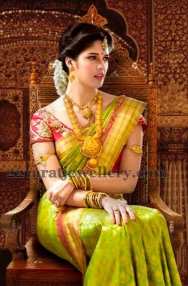 Tremendous Nagas Traditional Jewelry