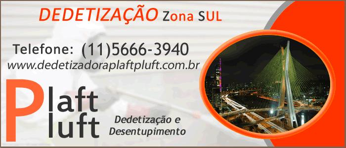 Dedetização Zona Sul de São Paulo 24 Horas