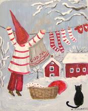 Mon blog de Noël clique ICI