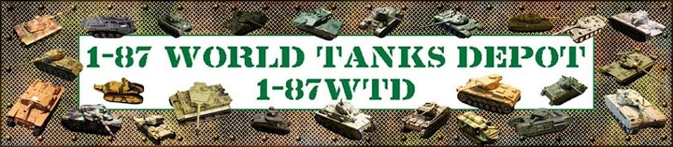 1-87 WORLD TANKS DEPOT (1-87WTD) Online Shop