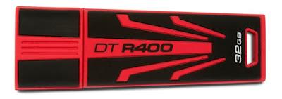 Kingston Lança Pendrive R400 com Alta Velocidade