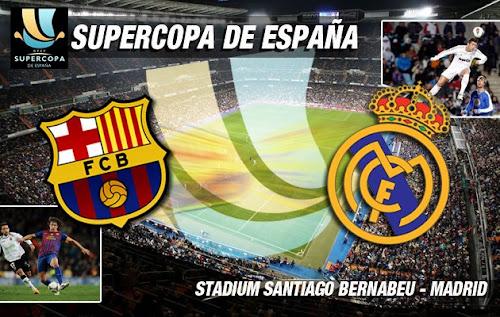 Real Madrid vs Barcelona /La vuelta/Horarios/Canales de Tv