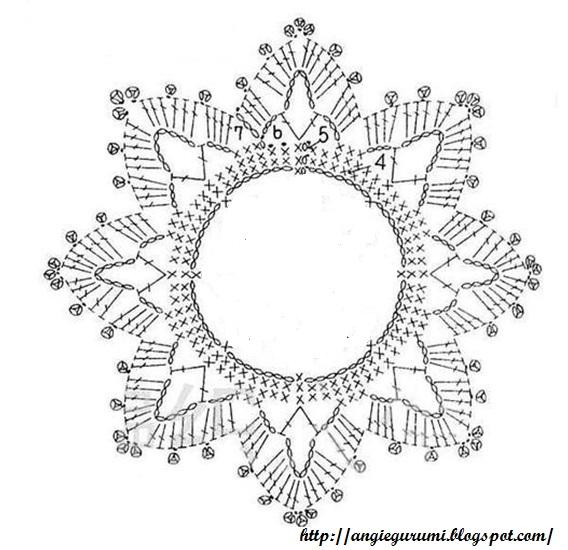 Amigurumi DIY by AngieGurumi: Amigurumi Copo de Nieve Free ^_^