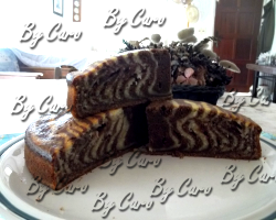 """"""" Torta Cebra """""""