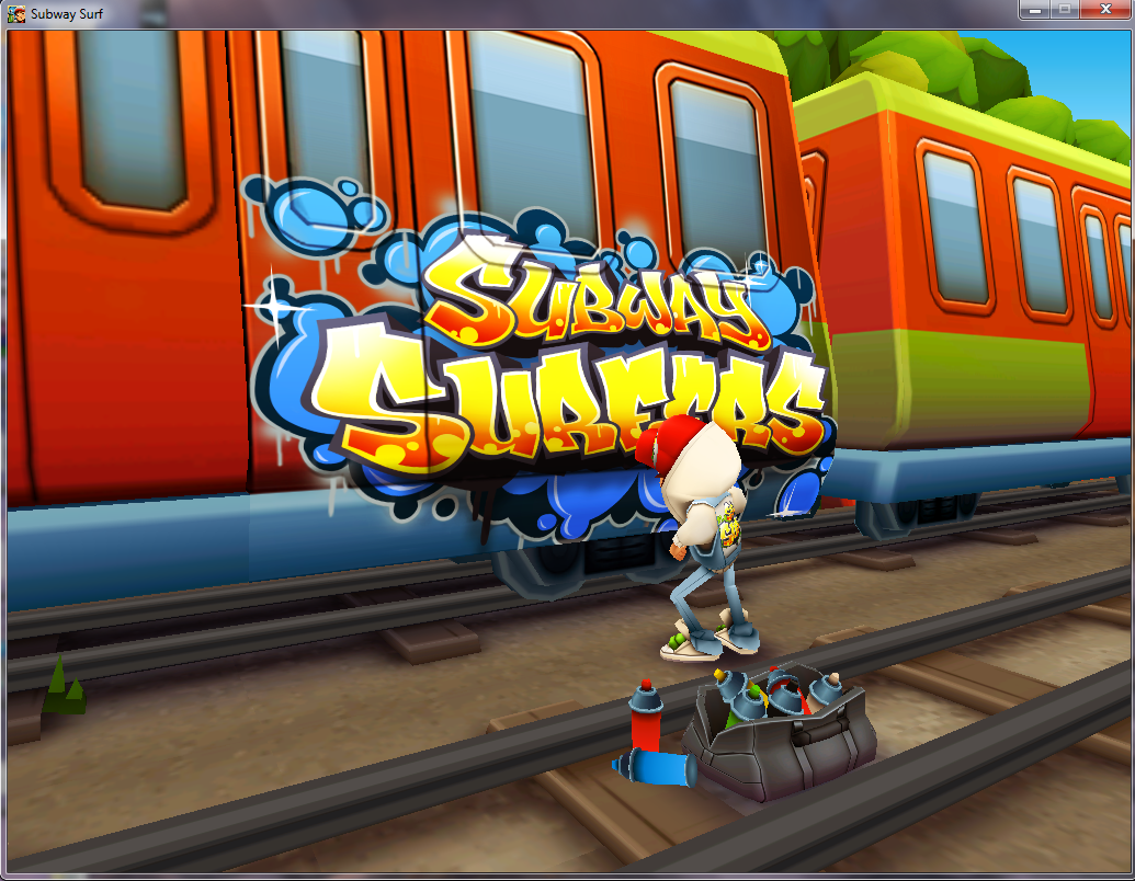 You can download subway surfers by clicking here:-