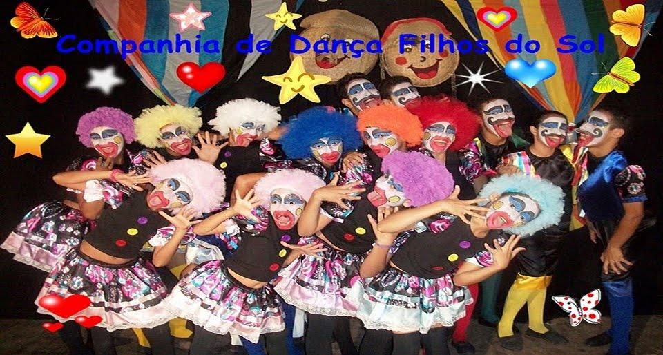 Companhia de Dança Filhos do Sol - Iguaracy - PE