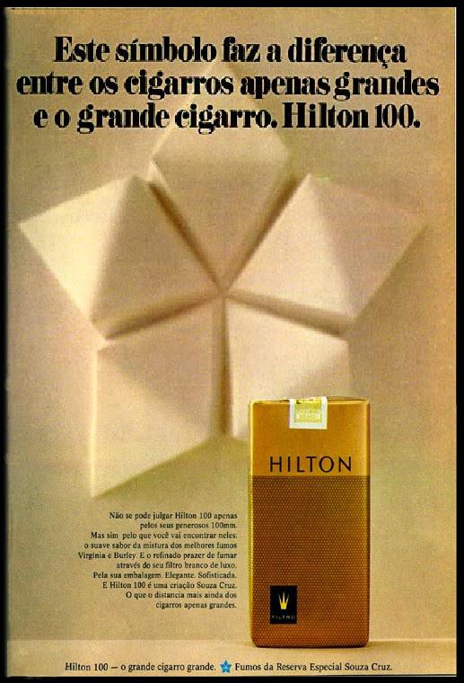 propaganda cigarros anos 70. propaganda anos 70; história decada de 70; reclame anos 70; propaganda cigarros anos 70; Brazil in the 70s; Oswaldo Hernandez;