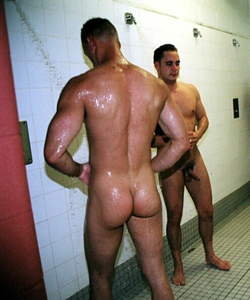 Straight guys in locker room gay xxx we all 10