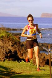 Xterra Trail Run Maui 2010