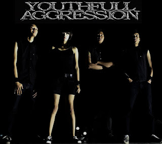 Youthfull Aggression Band Progressive Death Metal Bandung Foto Wallpaper