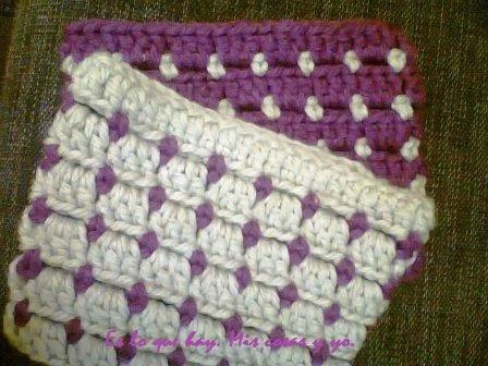 Es lo que hay mis cosas y yo bufanda infinita de lana xxl - Como hacer una bufanda de lana gorda ...
