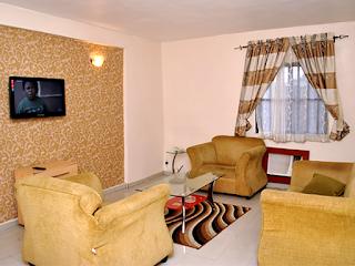 Dannic Hotel, Port Harcourt Suite