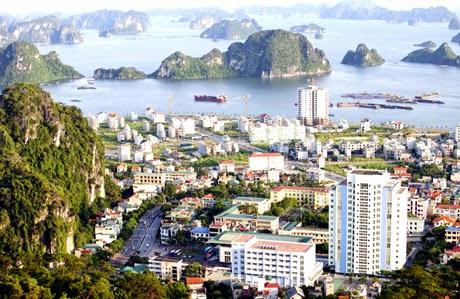Cáp treo Quảng Ninh