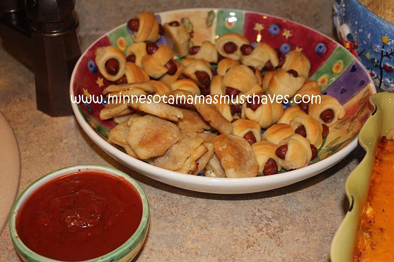 Pillsbury potluck amazing recipes for the holiday season must