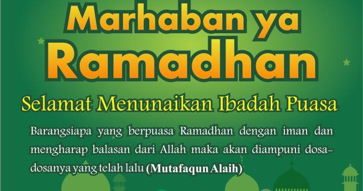 PetuaLama Mengucapkan Selamat Menjalani Ibadah Puasa Kepada Semua Pembaca Muslimin dan Muslimat.
