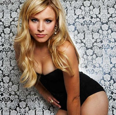 Kristen Bell Bugil di Serial House of Lies