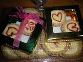 Cheese Tart -Gift + riben  : RM 3.70