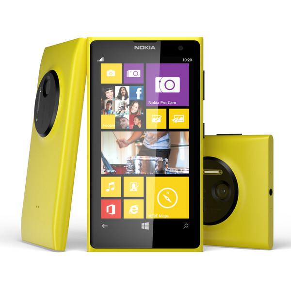 Nokia Lumia 1020 Video Showcase