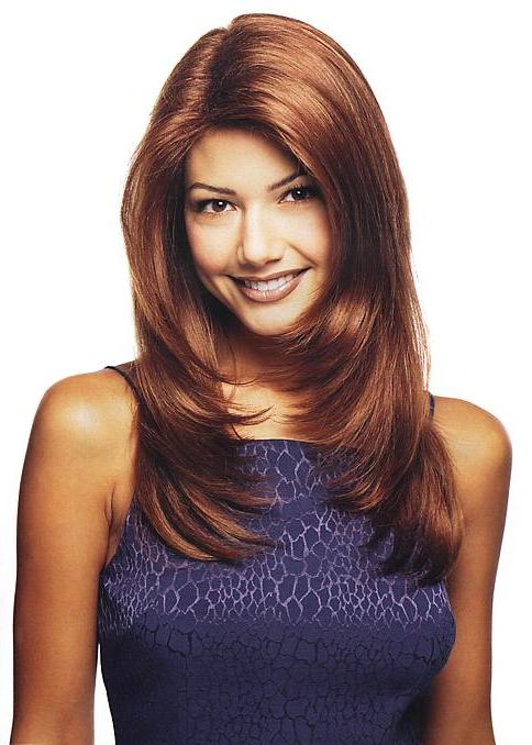 Hairstyles For Long Hair Layers : with layers, long hair styles with layers, haircuts long hair layers ...