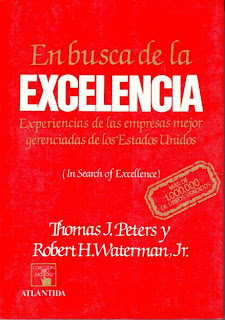 En Busca de la Excelencia - Tom Peters y Robert Waterman