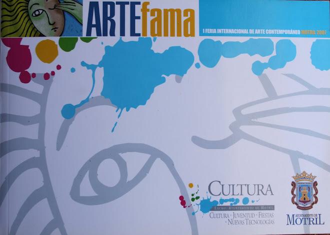 """CATALOGO ARTEFAMA - MOTRIL 2007"""