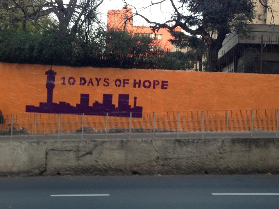 10 DAYS OF HOPE HILLBROW