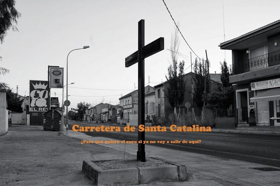 Carretera de Santa Catalina