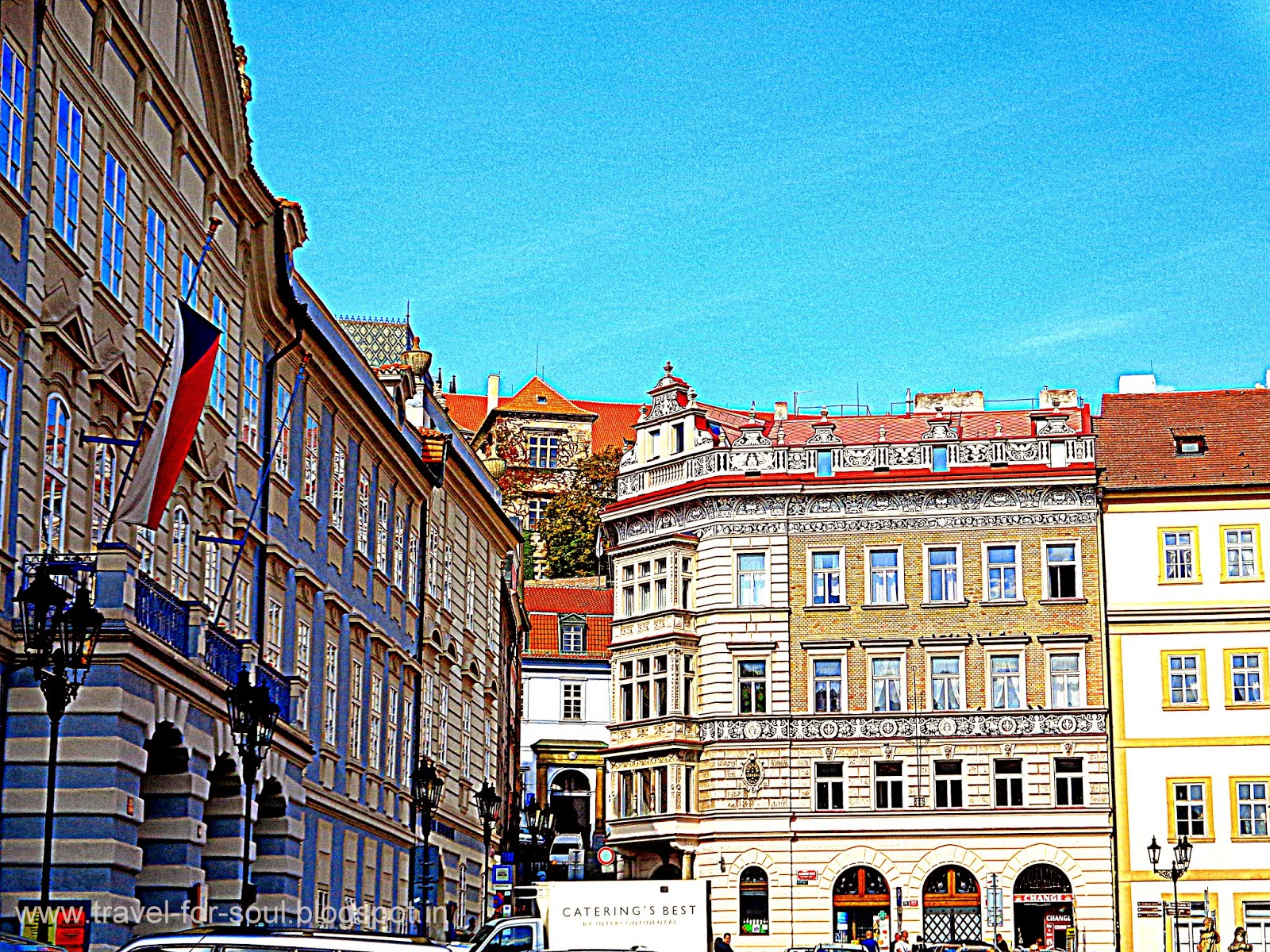 Downhill Prague