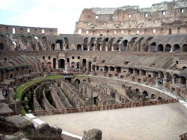Roma Italia Italy coliseo colliseum