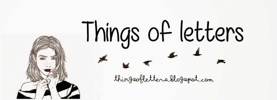 Things of letters