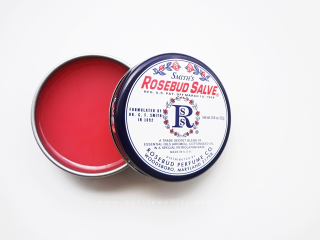 A Review of Smiths Rosebud Salve
