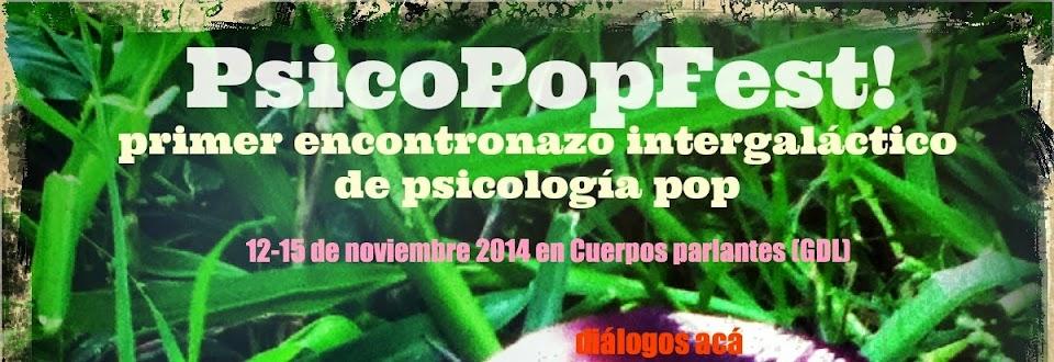 DIÁLOGOS ACÁ: Apuntes para una psicología pop