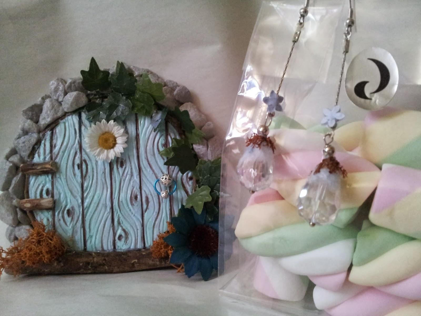 ooak fairy door prosculpt living doll bijoux handmade