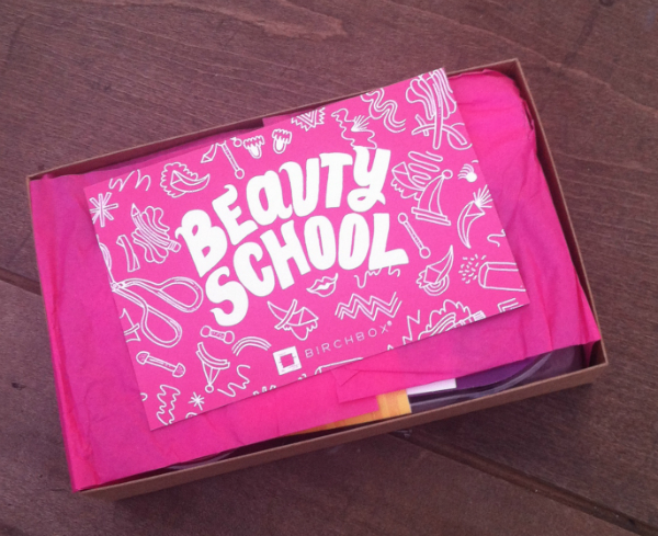 Birchbox Review August 2012 - Monthly Beauty Subscription Boxes