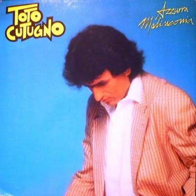 Sanremo 1986 - Toto Cutugno - Azzurra malinconia
