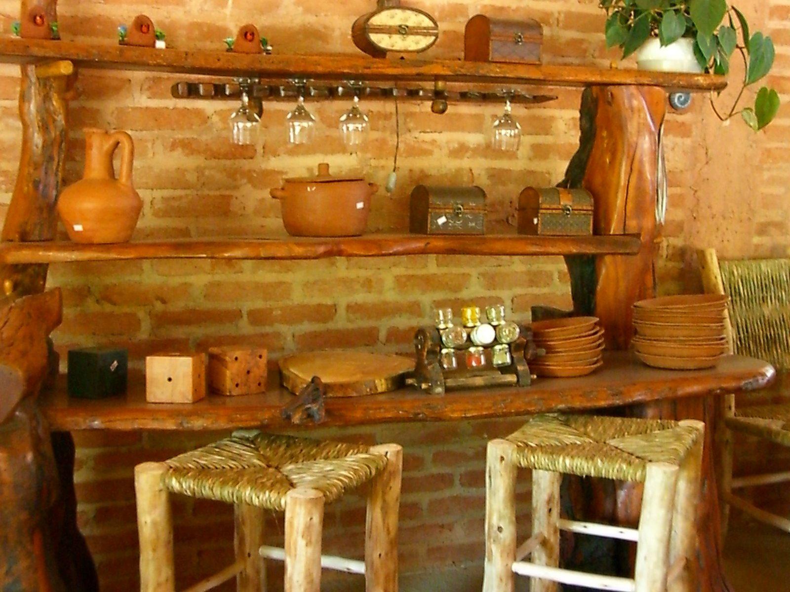 Cantinho da galega o r stico for Bar rustico para casa