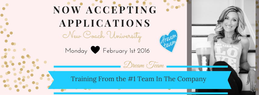 Join The Dream Team