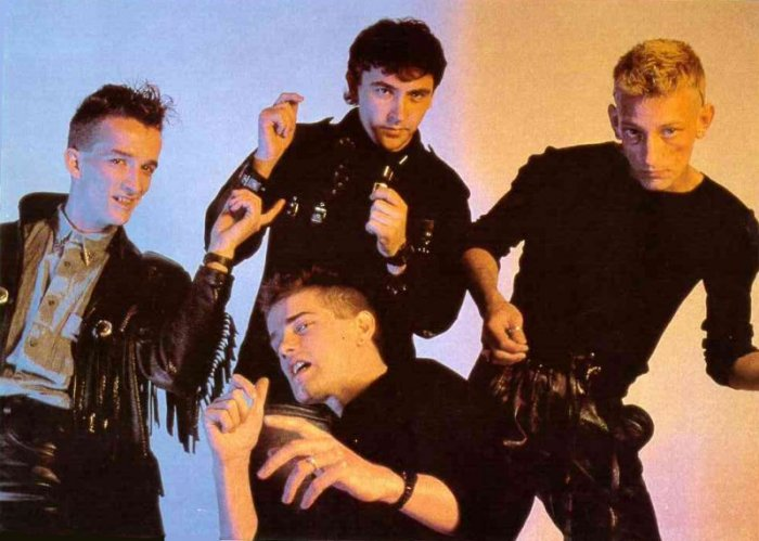 grupos musicales decada de los 80: