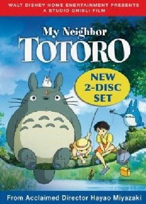 Hàng Xóm Tôi Là Totoro My Neighbor Totoro