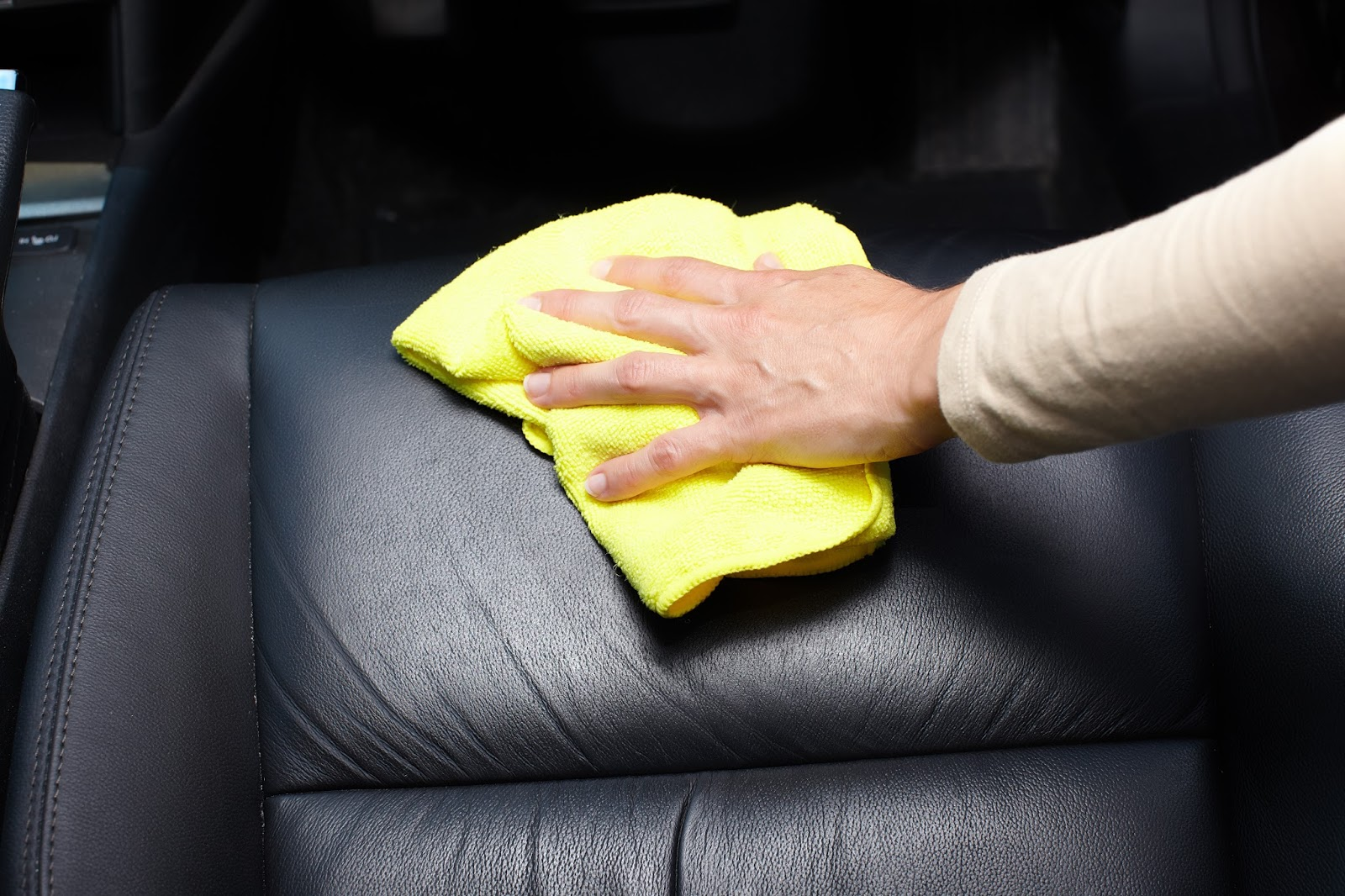 Best Way To Clean Old Leather Car Seats