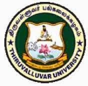 Thiruvalluvar University Results 2016