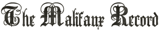 Malifaux Record