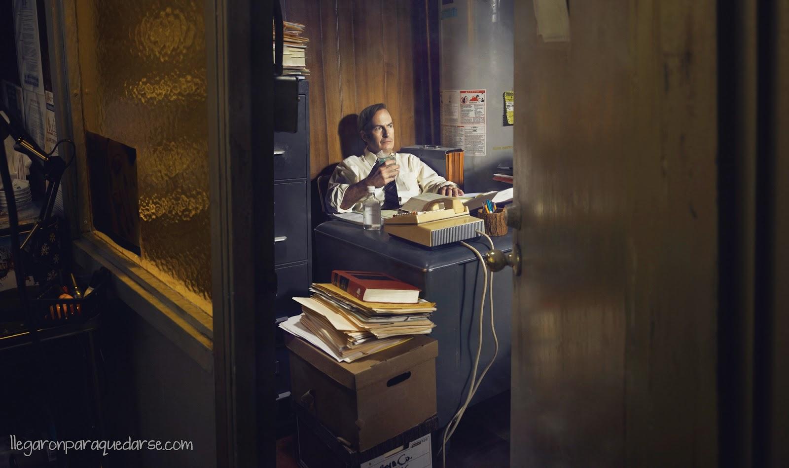 Bob Odenkirk como Saul Goodman