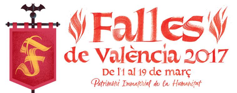 FALLES DE VALENCIA 2017 Del 1 al 19 de Març Patrimoni Inmaterial de la Humanitat